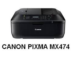 Файлы для Canon PIXMA MX474