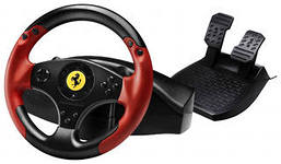 Файлы для Thrustmaster Ferrari Racing Wheel Red Legend Edition